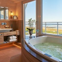 Spa-Suite mit Whirlpool