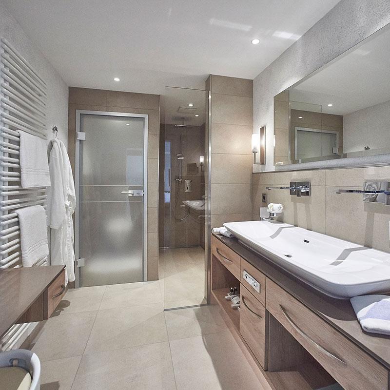Unsere neuen Suiten in unserem Hotel in Cuxhaven - Badhotel Sternhagen