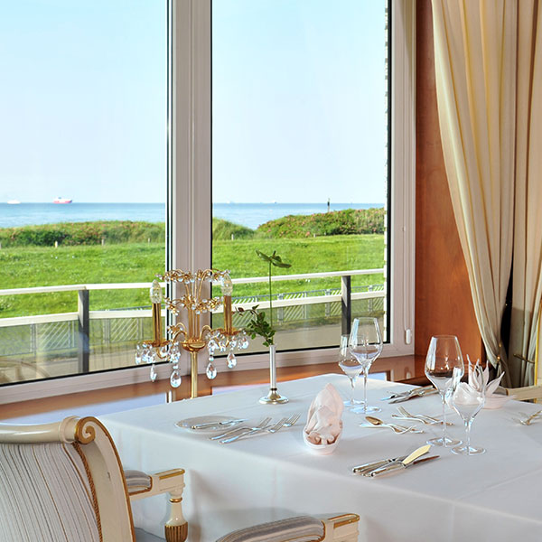 Restaurants im Wellnesshotel Cuxhaven